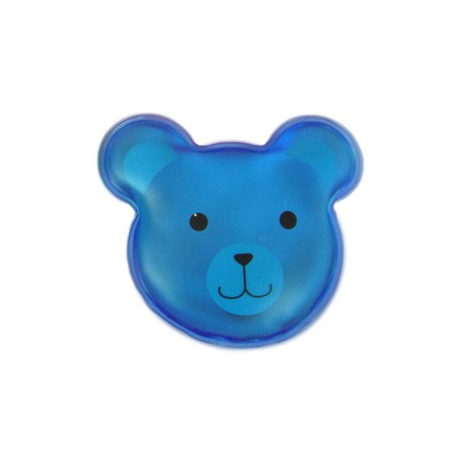 Animal Design Bear Instant Hot Pack, Magic Click Hot Pack, Reusable Hand Warmer